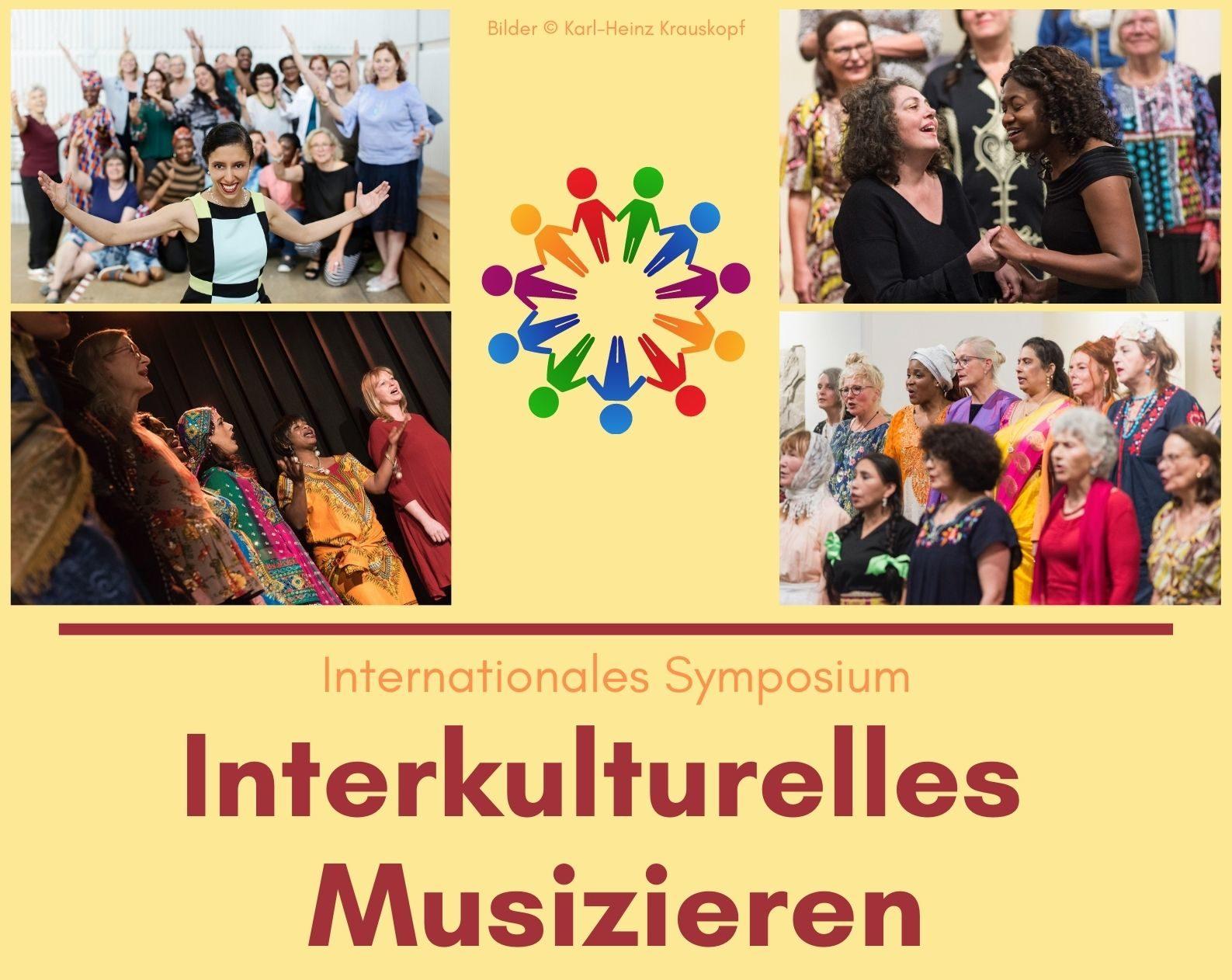 "Symposium ""Interkulturelles Musizieren"""