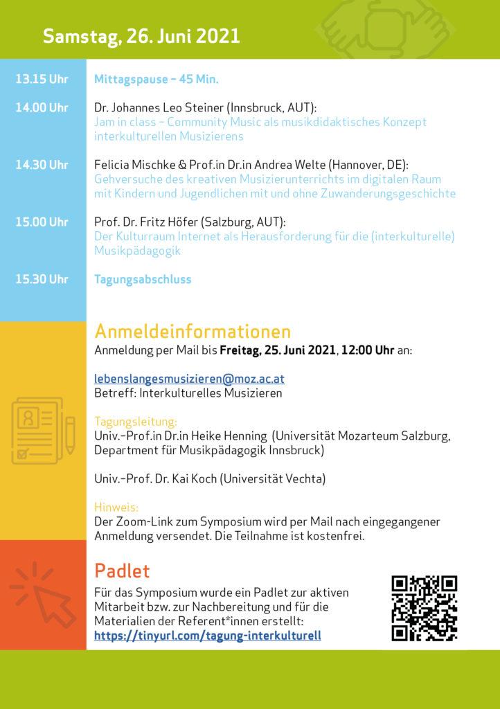Programm Symposium 3