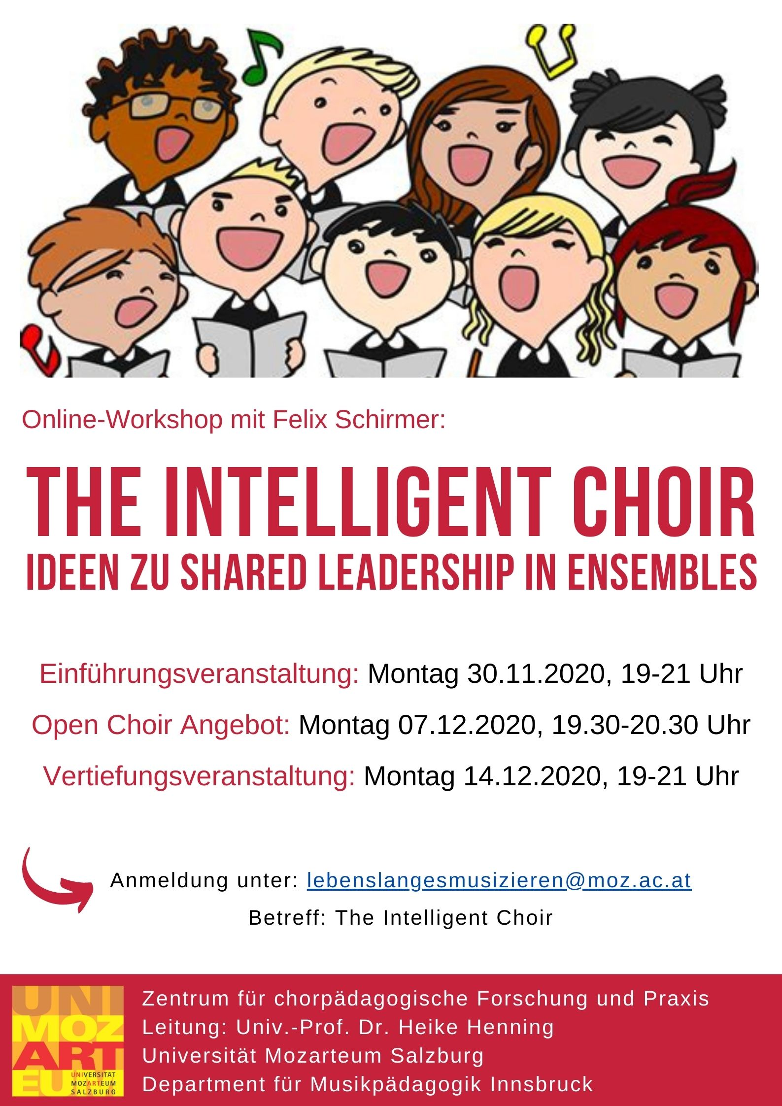 The Intelligent Choir