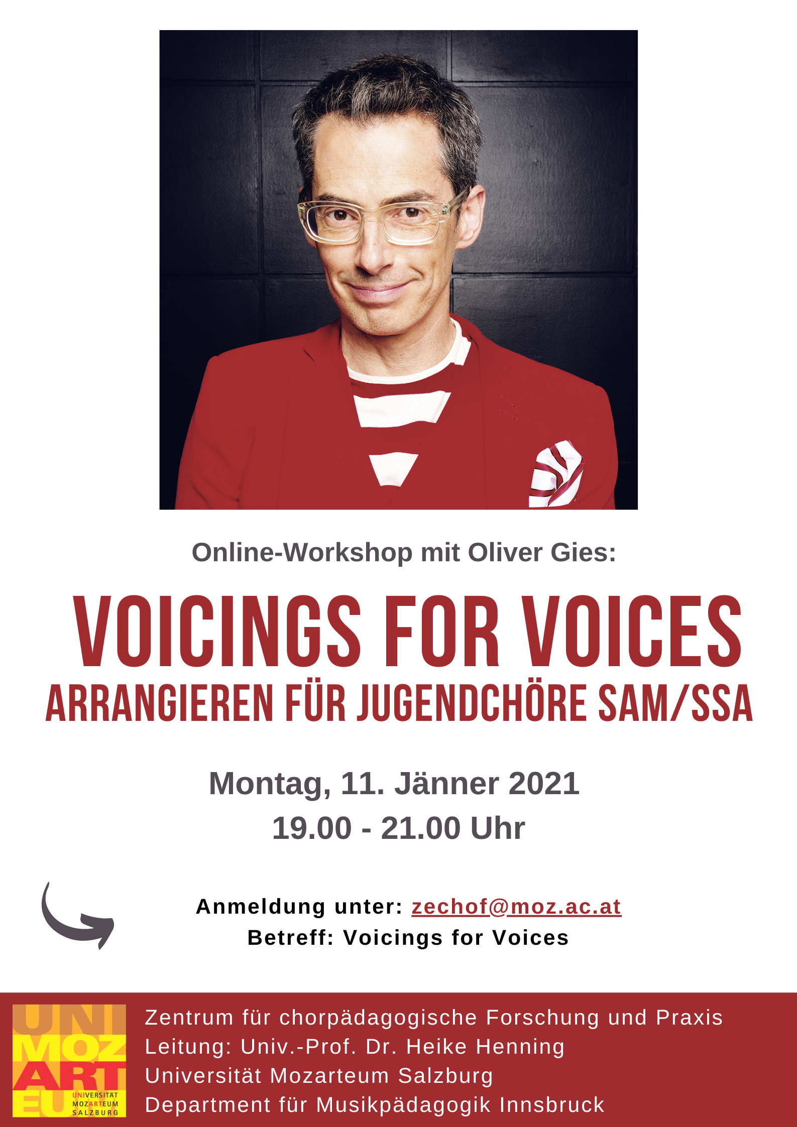 You are currently viewing Voicings for Voices – Arrangieren für Jugendchöre SAM/SSA
